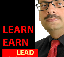 LEARN – EARN – LEAD